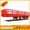 新しい高品質3の車軸Chhgcはセミトレーラーを二重杭で囲う