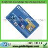 Smart card 13.56MHz ISO14443A do PVC de Mifare 1k Nxp S50 com o cartão da espessura RFID de 86*54mm*0.8mm