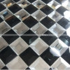 Polierrand-Kristallglas-Mosaik-Fliesen