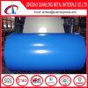 Синь океана Prepainted гальванизированная стальная катушка для толя