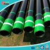 Ligne pipe sans joint d'acier du carbone d'api 5L gr. B X42/52/X60/X65/70