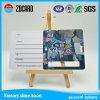 昇進の高品質PVC荷物の札