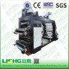 Volle automatische nicht gesponnene flexographische Drucken-Maschine