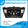 GPS를 가진 Hyundai Tucson, Bt 의 iPod, USB, 3G, WiFi를 위한 2DIN Audto Radio DVD Player
