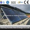 Capteur solaire de tube électronique de C01 58-1800 avec le caloduc