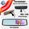 '' espelho de Rearview especial do carro 4.3 com Bluetooth, RV-430s/Bt