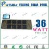 36W que dobla el cargador solar del cuaderno del ordenador portátil (PETC-S36)