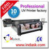 Indask Hybrid Printer Frt3215 Flatbed ULTRAVIOLETA Printer y Roller ULTRAVIOLETA Printer