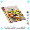 Hardcover Cook Book/ Color Food Book Printing/ Cook Notebook
