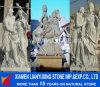 Estatuas de piedra talladas/estatuas del jardín