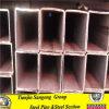 Conduttura d'acciaio saldata carbonio delicato del quadrato dell'acciaio per costruzioni edili Q345