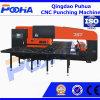 CNC Turret Punch Machine com CE, ISO Certication