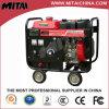 200A de diesel MMA Machine Met motor AC gelijkstroom van de Lasser