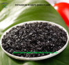 De Glanzende Vlok van Fulvic Humate van het Kalium van Huminrich (In water oplosbare 100%)