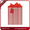 Изготовленный на заказ мешки подарка бумажных мешков бумажного мешка бумажные упаковывая мешки подарка