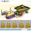 Dell'impianto di riciclaggio del petrolio residuo che ottiene il diesel giallo di colore