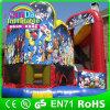 Kasteel van de Sprong van het Huis van de Uitsmijter van het Spel van het Kind van de Speelplaats van het vermaak het Opblaasbare