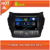 8inch IX45santefe Car DVD GPS Car voor Hyundai