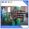 ゴム製タイルの加硫機械、ゴムは生産ラインをタイルを張る