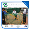 engranzamento 2X1X1m elevado de Gabion do revestimento de Coating&PVC do zinco de 2.7/3.7mm