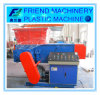 Plastic/Wood/Rubber Single Shaft Shredder Machine para Recycling