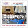 Belüftung-Plastiksteindekorativer formeninnenextruder