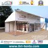 アルミ合金フレームが付いている小さい半分のドームのテント