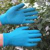 Polyester-Latex-überzogener Polyester-Handschuh-Sicherheits-Handarbeits-Handschuh