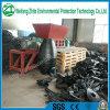 Déchets de recyclage en plastique / Mousse / Bois / Pneu / Déchets de cuisine / Déchets municipaux / Déchiqueteuse d'ossature animale
