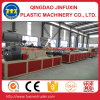Ligne d'extrusion de profil en plastique PVC