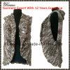 Оптовые новые приезжают шток свитера шеи Fashional женщин круглым безрукавный связанный кардиганом (ES004)