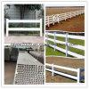 Tarjeta del panel cómoda de la cerca del vinilo del panel de la cerca del PVC de Eco