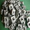 Láminas rotatorias plásticas de la trituradora de la desfibradora