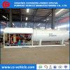 Het Benzinestation van de Gasfles van LPG van de Post 5tons/10000liters/10m3 van de Steunbalk van LPG van Nigeria