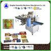Type inversé type façonnage/remplissage/soudure horizontal machine à emballer