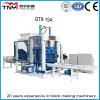 Cimento/bloco de cimento inteiramente automáticos que faz a máquina (QT6-15A)