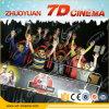 2014 più nuovo teatro del Mobile di divertimento 5D del cinematografo del camion di disegno