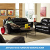 Faules weiches bequemes Hotel-Leder-Luxuxsofa (SY-BS9)