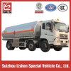 GLS 3 Axles Carbon Steel 22000L Mobile Refueling Truck