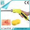 Tagliatrice calda della tagliatrice della gomma piuma della schiuma di stirolo della tessitura del collegare