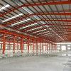 Um mais baixo preço personalizou a casa da construção de aço para industrial com projeto profissional
