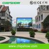 Exhibición de LED electrónica a todo color al aire libre de Chipshow P8