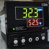 Controlador Cic-152 do controle da dose dupla/injeção TDS/Ec