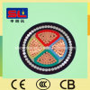 Faisceau 4 des BS 5467 10 millimètres de câble blindé de la SWA