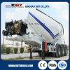 3 Axle 58 Cbm топлива бака тележки трейлер Semi