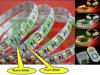 Striscia flessibile bianca registrabile di temperatura di colore LED