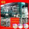 máquina da fábrica de moagem do trigo 36t/24h para Etiópia em África