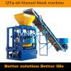 Semi автоматическая бетонная плита делая машину (QT4-26)