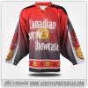 Zubehör-Zoll-Polyester-Eis-Hockey 100% Jersey (IC-07)