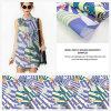 Модная ткань одежды полиэфира напечатанная цифров